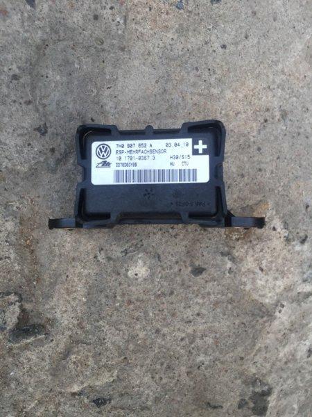 Датчик ускорения Audi Q7 4L 2012 (б/у)