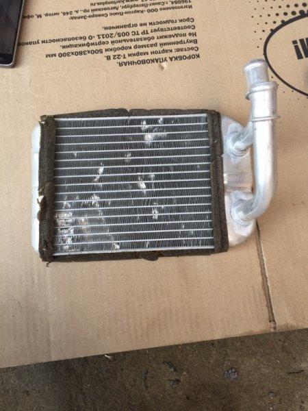 Радиатор отопителя Audi Q7 4L 2012 задний (б/у)