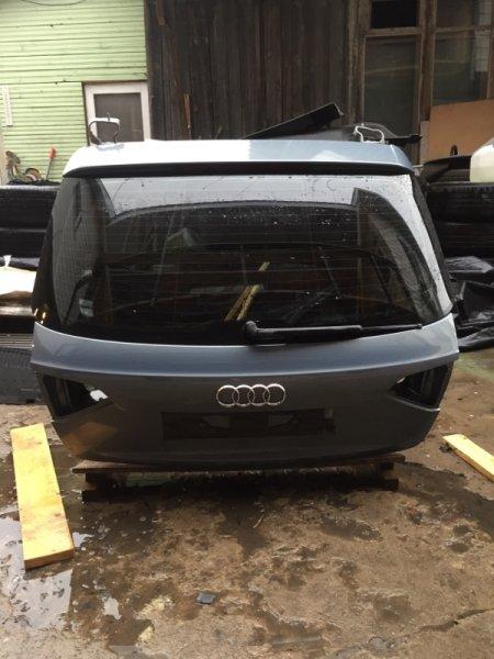 Дверь багажника Audi A4 B8 2011 (б/у)