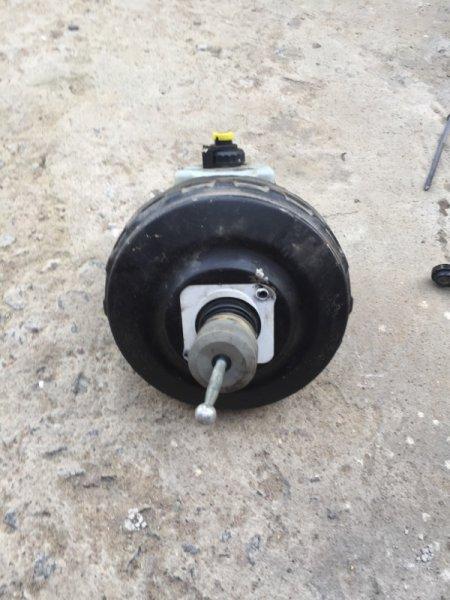 Усилитель тормозов вакуумный Audi Q7 4L 2012 передний (б/у)