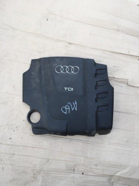 Крышка двигателя Audi A4 B8 2010 (б/у)