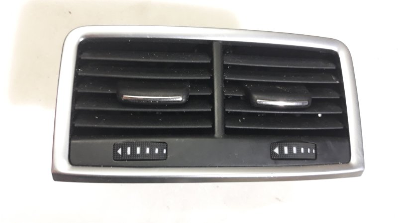 Воздушный дефлектор Audi Q7 4L 2014 задний (б/у)