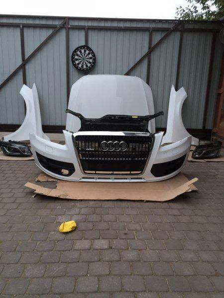 Ноускат Audi Q5 8R 2012 передний (б/у)