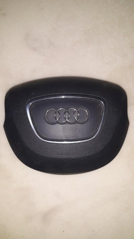 Аирбаг на руль Audi Q7 4L 2013 (б/у)