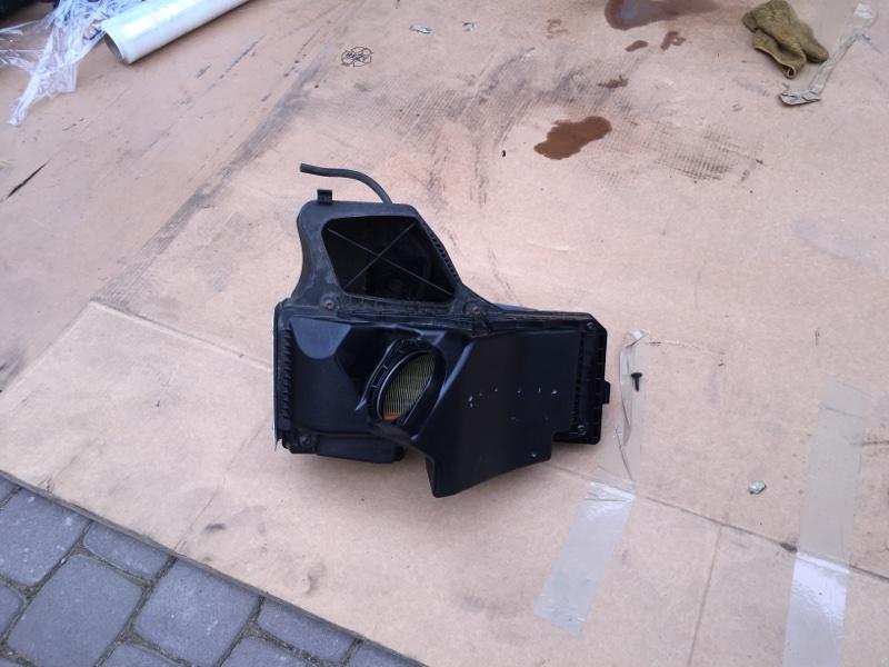 Корпус воздушного фильтра Audi Q5 8R 2012 передний (б/у)