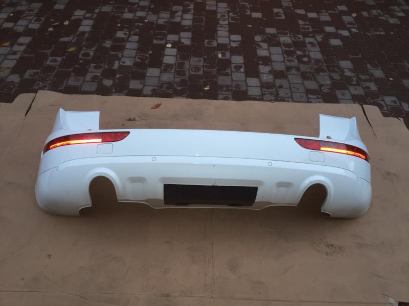 Бампер Audi Q5 8R 2012 задний (б/у)
