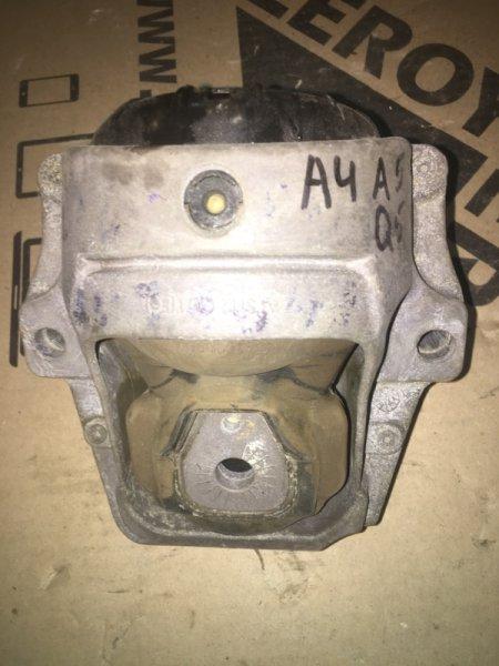 Подушка двигателя Audi A4 B8 2013 (б/у)