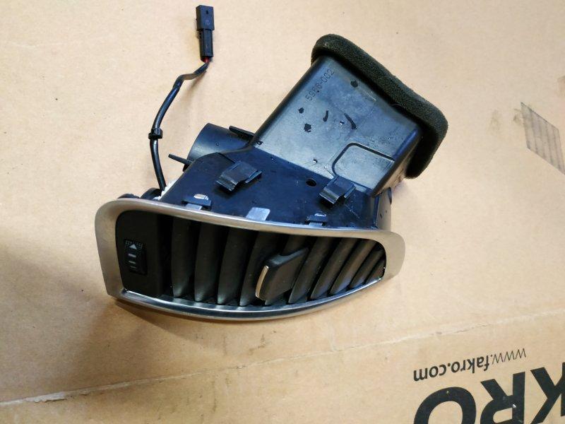 Воздушный дефлектор Audi Q7 4L 2008 передний правый (б/у)