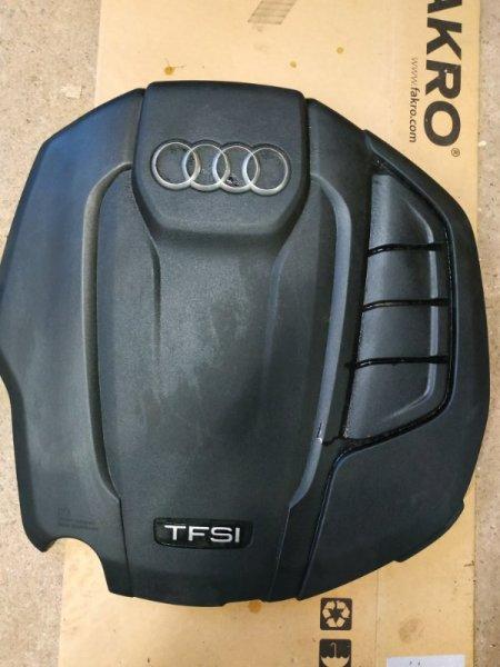 Крышка двигателя Audi Q5 8R 2015 (б/у)