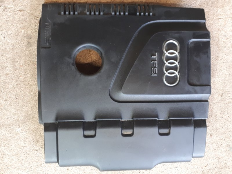 Крышка двигателя Audi A4 B8 2008 (б/у)