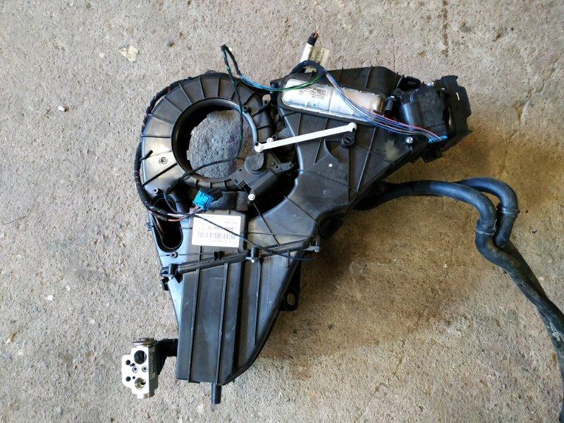Корпус отопителя печки Audi Q7 4L 2005 задний (б/у)