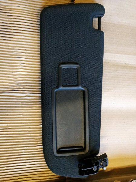 Козырек солнцезащитный (внутри) Audi A6 C7 2011 передний правый (б/у)