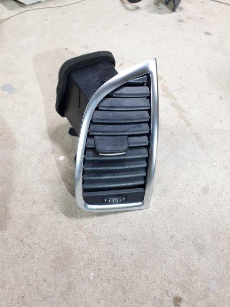 Воздушный дефлектор Audi Q7 4L 2012 передний правый (б/у)