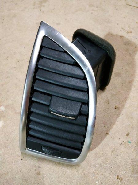 Воздушный дефлектор Audi Q7 4L 2005 передний левый (б/у)