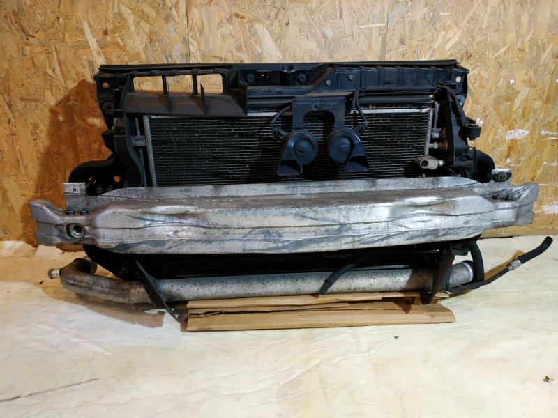 Телевизор с радиаторами Audi A6 C6 2.0 TDI 2008 передний (б/у)