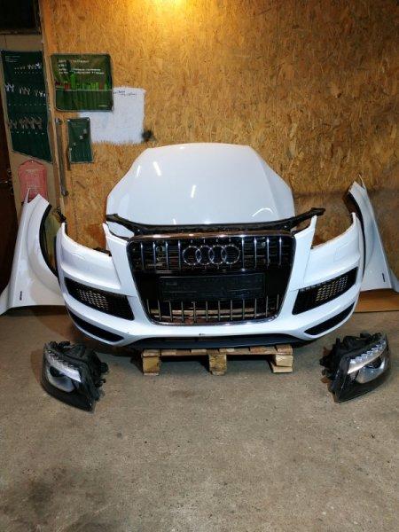 Ноускат Audi Q7 4L 2010 (б/у)