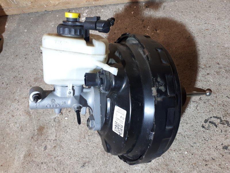 Усилитель тормозов вакуумный Audi Q7 4L 2010 (б/у)