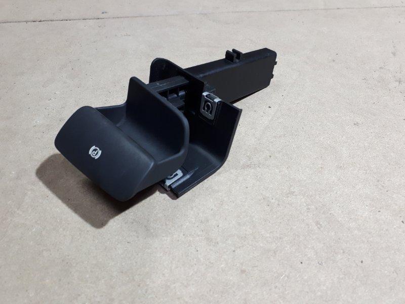Рычаг стояночного тормоза (ручка снятие ручника) Audi Q7 4L 2010 (б/у)