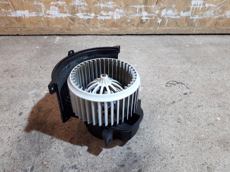 Мотор печки Audi Q7 4L 2010 передний (б/у)