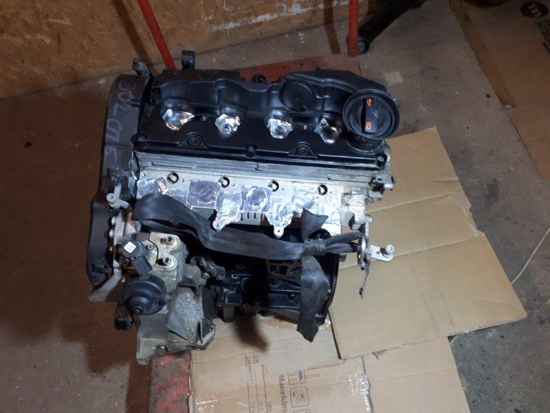 Двигатель Audi A4 B8 CJC 2013 (б/у)