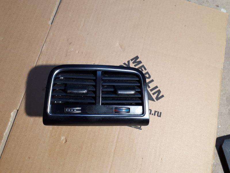 Воздушный дефлектор Audi A5 8T 1.8 CJE 2012 задний (б/у)