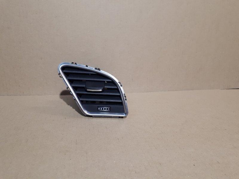 Воздушный дефлектор Audi A4 B8 2008 передний правый (б/у)