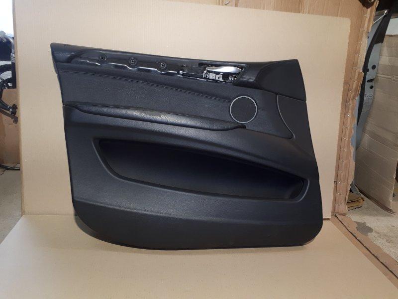 Обшивка двери Bmw X6 E71 2009 передняя левая (б/у)