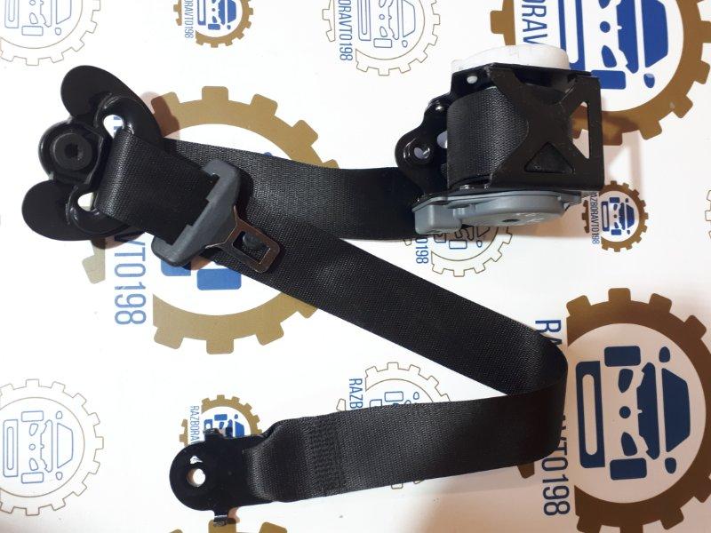 Ремень безопасности Bmw X6 E71 2009 передний правый (б/у)
