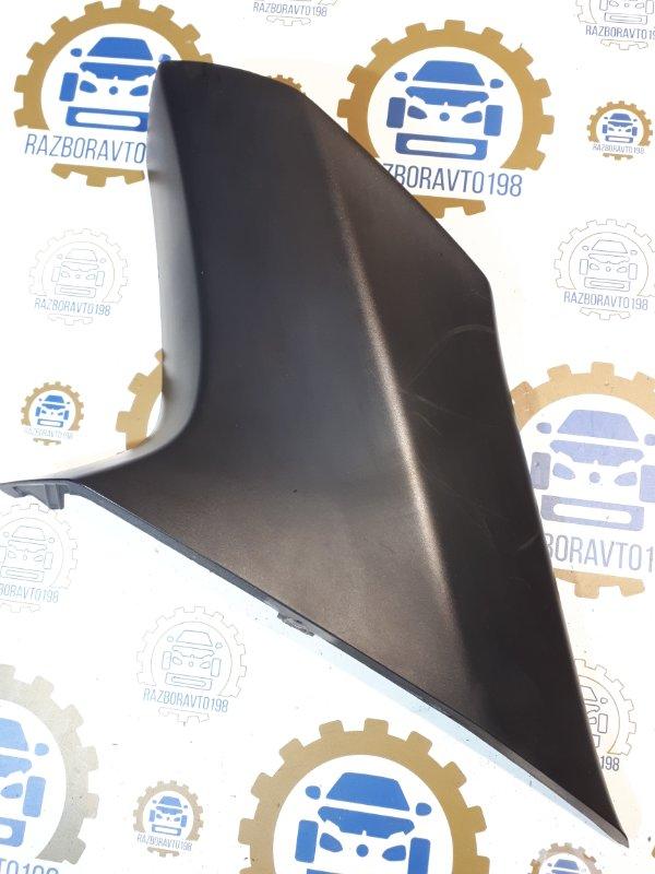 Обшивка стойки Bmw X5 E70 2012 задняя правая (б/у)