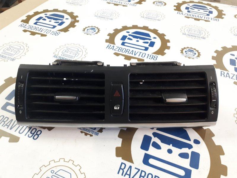Воздушный дефлектор Bmw X5 E70 2012 передний (б/у)
