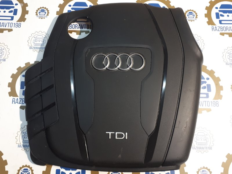 Крышка двигателя Audi A5 8T 1.8 CJE 2012 (б/у)