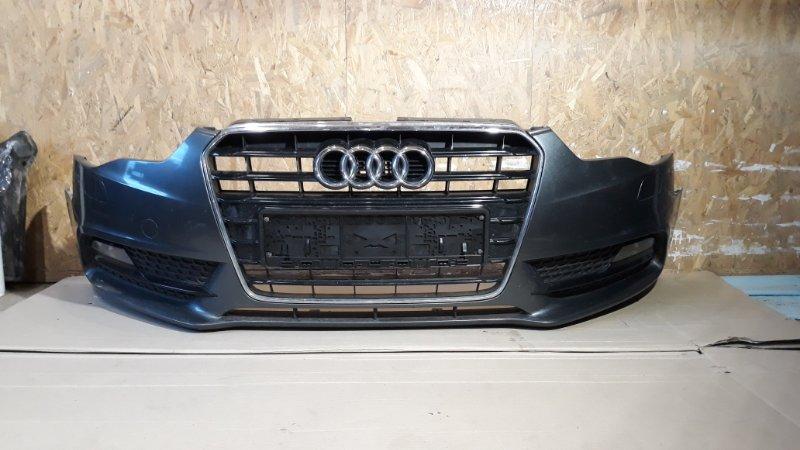 Бампер Audi A5 8T 1.8 CJE 2012 передний (б/у)