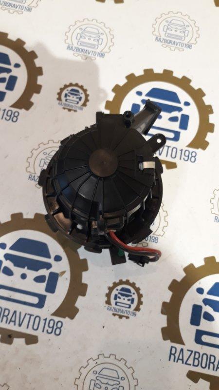 Мотор печки Audi A4 B8 1.8 CJE 2012 передний (б/у)