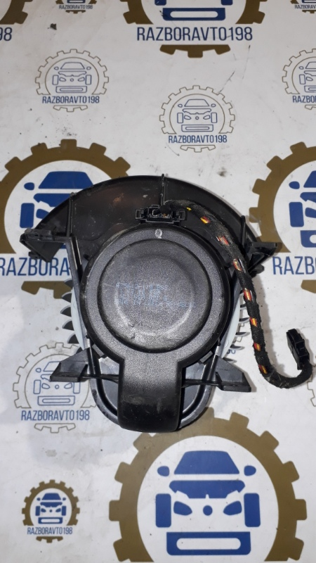 Мотор печки Audi Q7 4L 3.0 TDI 2012 (б/у)