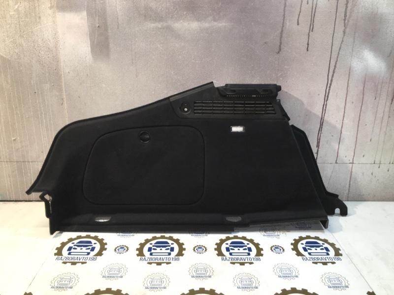Обшивка багажника Audi A5 8T 1.8 CJE 2012 задняя левая (б/у)