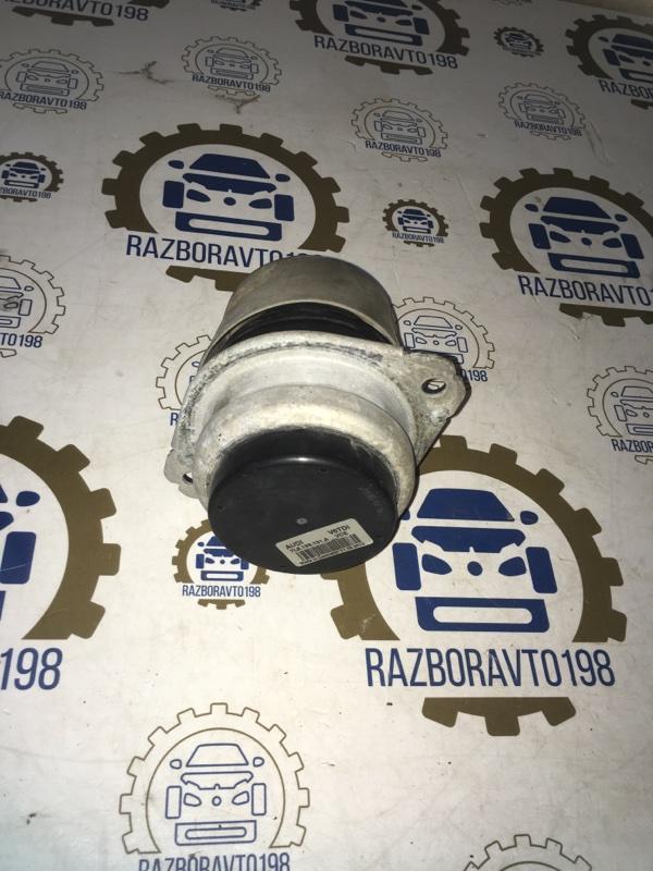 Подушка двигателя Audi Q7 4L 3.0 TDI 2012 (б/у)