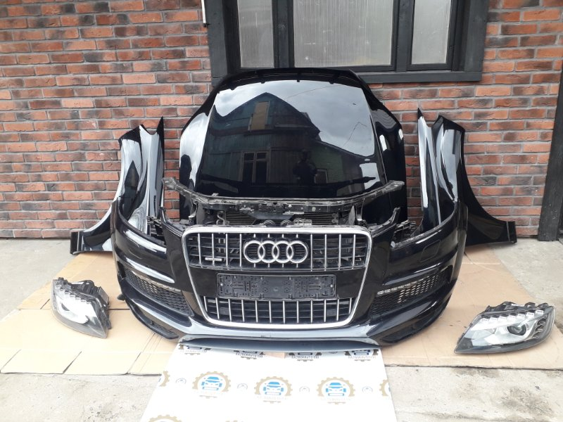 Ноускат Audi Q7 4L 3.0 TDI 2012 (б/у)