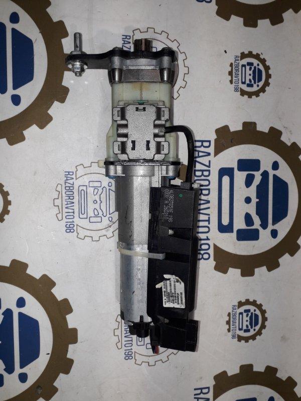 Механизм подъема крышки багажника Audi Q7 4L 3.0 TDI 2012 задний левый (б/у)