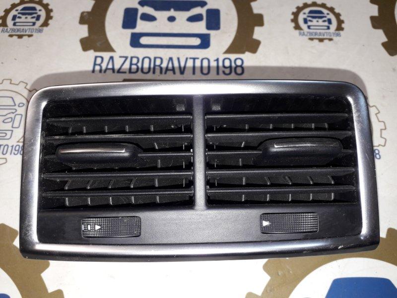 Воздушный дефлектор Audi Q7 4L 3.0 TDI 2012 задний (б/у)