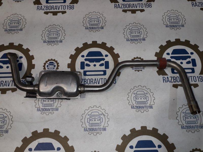 Глушитель выхлопных газов Audi Q7 4L 3.0 TDI 2012 (б/у)