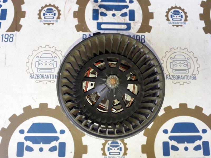 Мотор печки Audi Q7 4L 3.0 TDI 2012 задний (б/у)