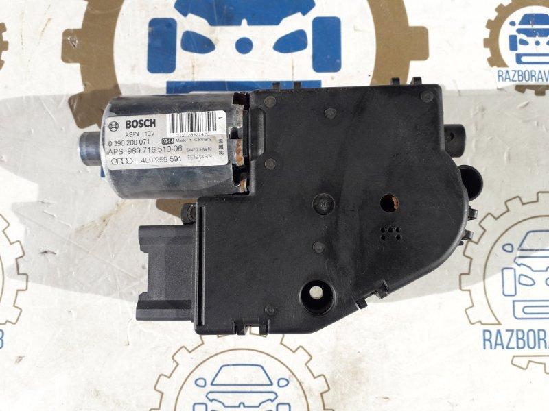 Мотор панорамного люка Audi Q7 4L 3.0 TDI 2012 (б/у)