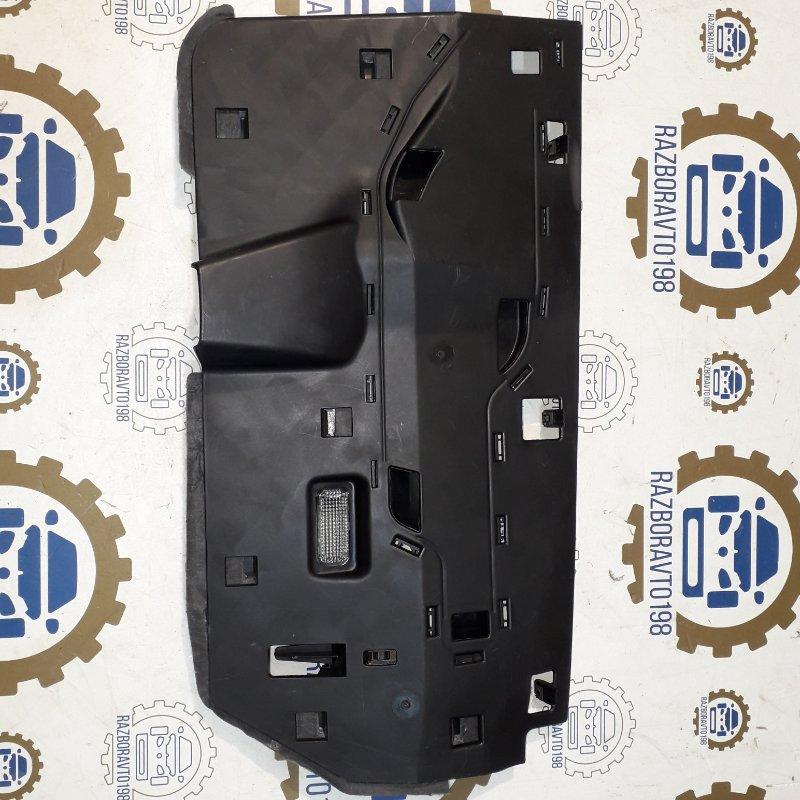Накладка декоративная (под торпедо) Audi Q7 4L 3.0 TDI 2012 (б/у)