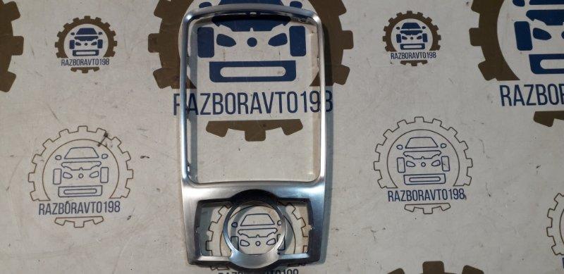 Крепежна рамка вокруг рычага кпп Audi A6 C6 2005 (б/у)