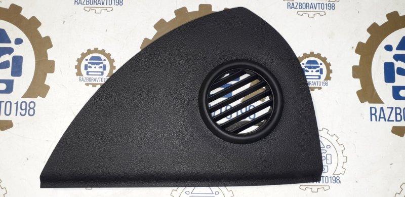 Накладка торпеды Audi Q7 4L 3.0 TDI 2012 передняя правая (б/у)
