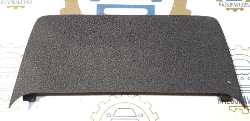 Накладка консоли центральной Audi Q7 4L 3.0 TDI 2012 (б/у)