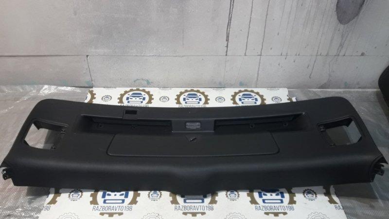 Обшивка багажника Audi Q7 4L 3.0 TDI 2012 (б/у)