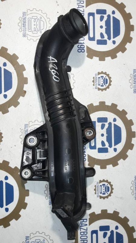 Патрубок интеркулера Audi A4 B8 2008 (б/у)