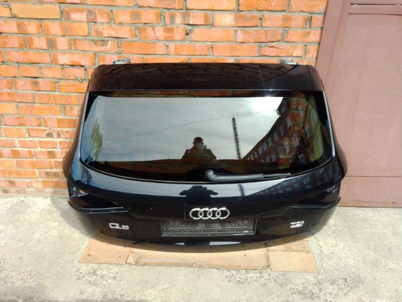 Крышка багажника Audi Q5 8R 2013 задняя (б/у)