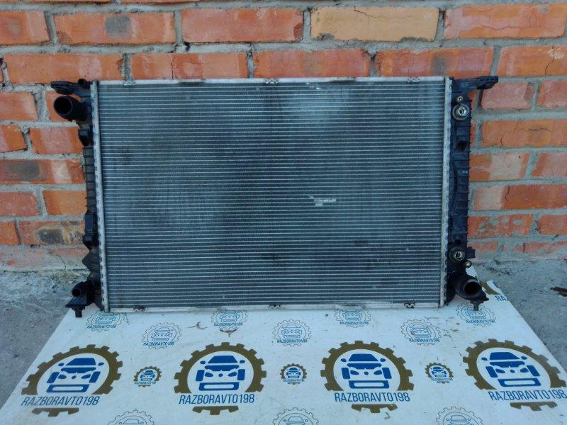 Радиатор основной Audi A4 B8 2008 (б/у)